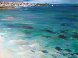 St Ives Turquoise Sea