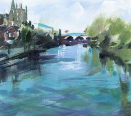 The River Leam 1
