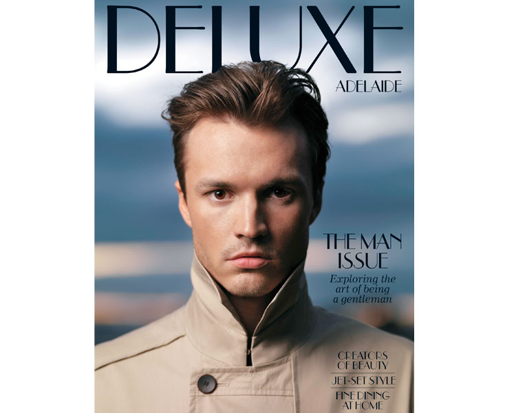 Deluxe Man 2011 - cover