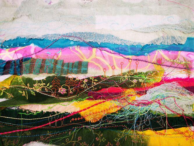 Stitched Landscapes