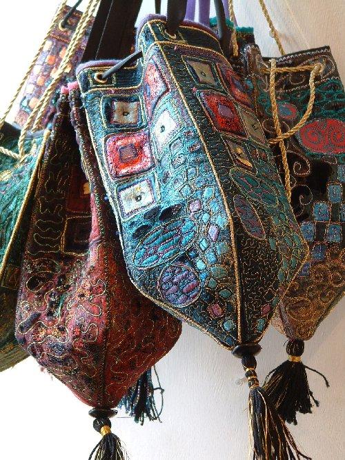 Bejewelled Bags