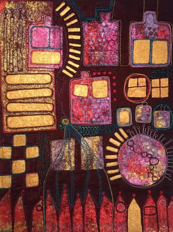 Inspired by Hundertwasser