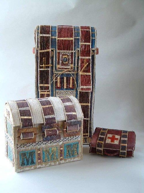 Steamer Boxes