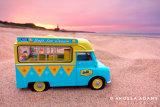 Ice Cream Van, Tynemouth Longsands