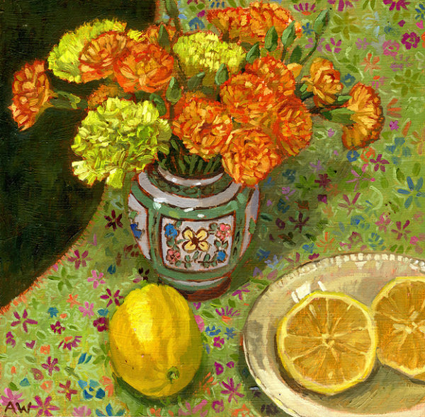Carnations and Lemons