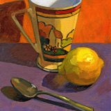 Cup and Lemon