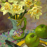 Daffodils and Apples