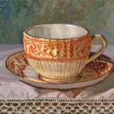 Vintage Cup and Saucer III