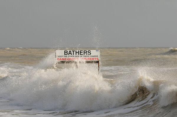 Guy Partington - Breaking Wave