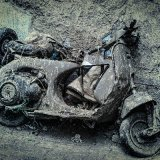 Larry Darby - Abandoned Scooter, Jaipur - 2nd