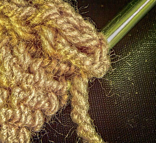 Larry Darby - Knitting