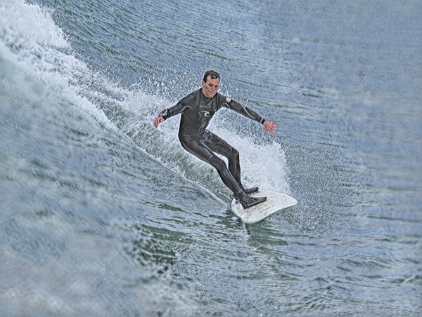 Larry Darby - Surfin' USA