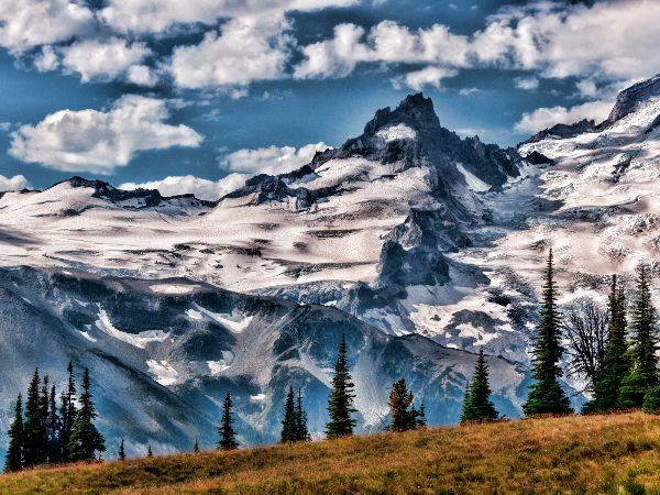 Mountain Foothills