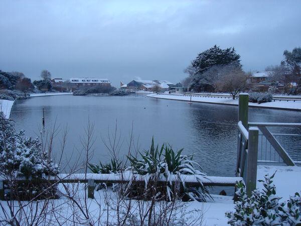 Peter Dunlop - Mewsbrook Park