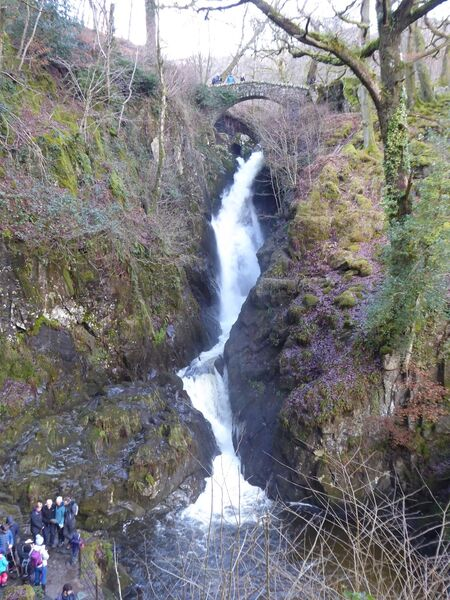 Richard Perry - Aira Force, Ullswater, Lake District