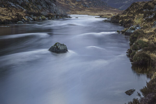 Rod Armstrong - River Laxford in slow motion