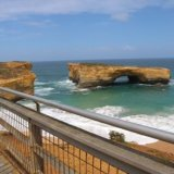 London Bridge Great Ocean Road Trip