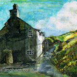Cornish Cottage, Boscastle