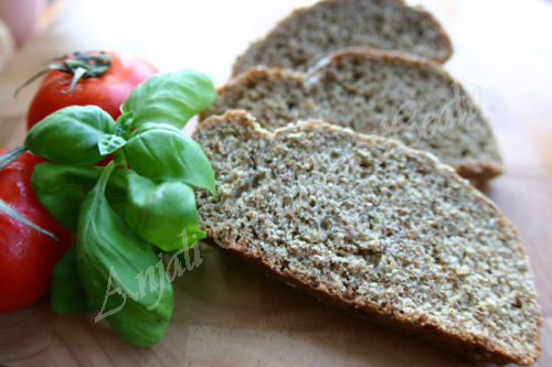 Bread Basil & Tomatoes
