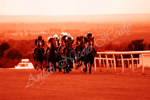 Epsom & Langley Uphill from the 8th