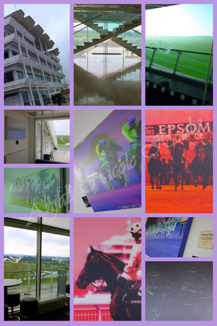 EPSOM DOWNS RACECOURSE ARTWORK INSTALLATION