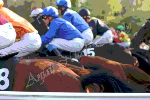 Jockeys Positioning