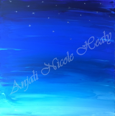 Sea into Stars *For Natalie*