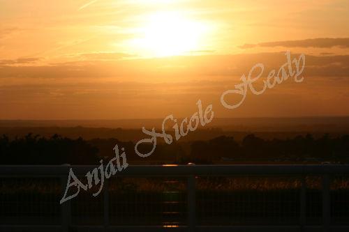 Sunset Over Epsom