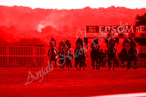 Epsom & Headley at the 7th - in red