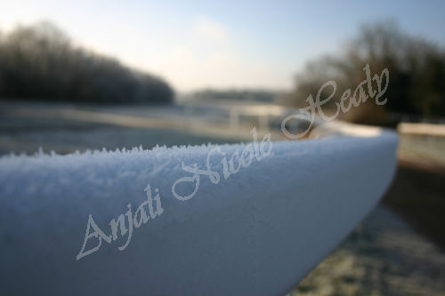 Frosted Rail
