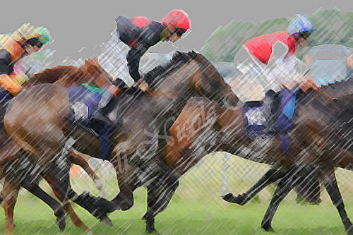 Full Racing Gallop Colours