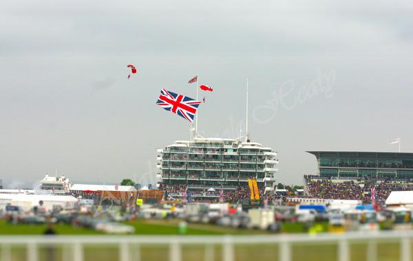 Derby Day Jubilee Opening Celebrations
