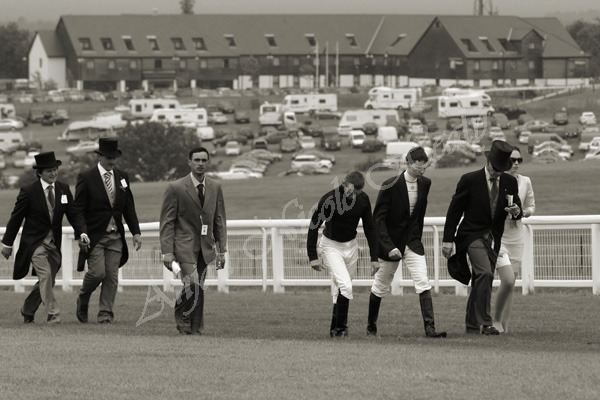 Coronation Cup Course Inspection