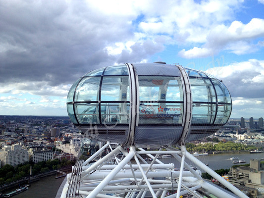Pod over London
