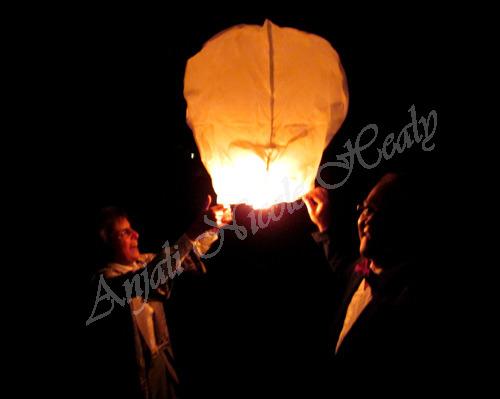 A Wishing Lantern