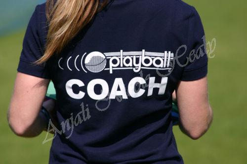 Playball Coach Holly