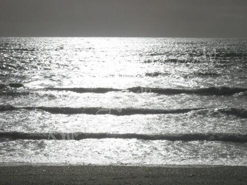 Silver Sea in Cornwall