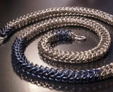 Niobium & Steel Necklace