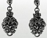Byzantine Ball Earrings