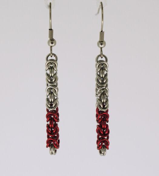 Byzantine Drop Earrings