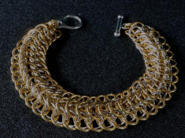 Dragon Back Bracelet
