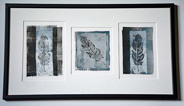 Stillife at Ebtide Triptych