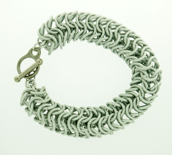 Shades of Grey Rope Bracelet