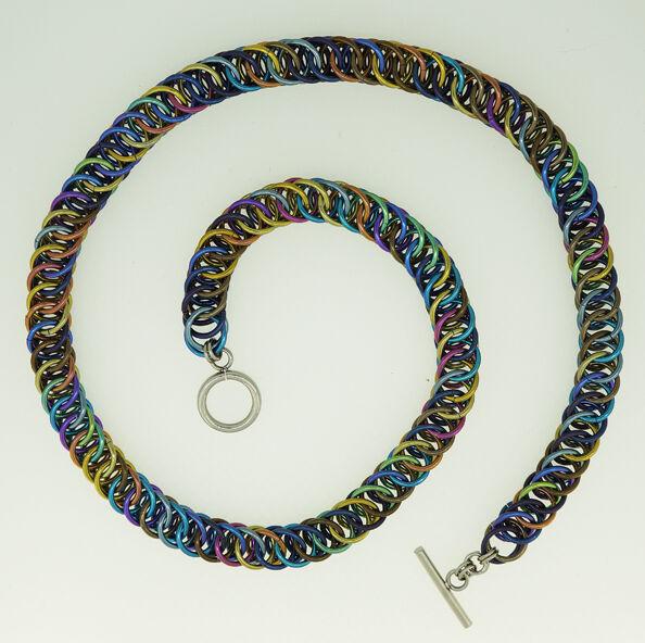 Half Persian Necklace