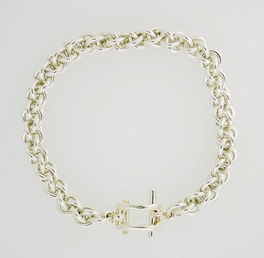 Jens Pind Sterling Silver Bracelet