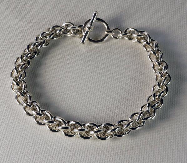 Jens Pind Silver Bracelet