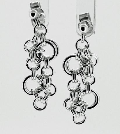 Stepping Stones Earrings