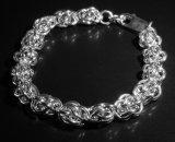 Sterling Silver 'Sweet Pea' Bracelet