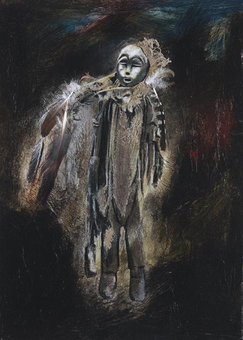 Kafigelejo Occult Figure