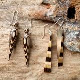 Veneer Drop Earrings